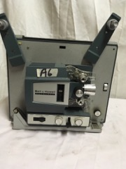 Bell & Howell autoload super 8mm film projector