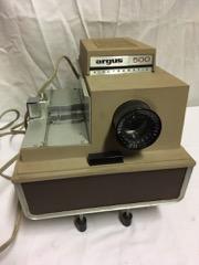 ARGUS 500 slide projector