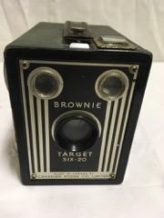Kodak  Target six-20 Box camera