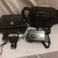 LOT Canon  movie camera  sony handycam etc