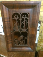 old_clock_case_made_into_corner_cabinet__mahogany.