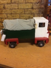hand made funky truck