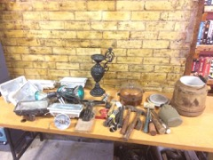 LOT, miscellaneous items, see pict