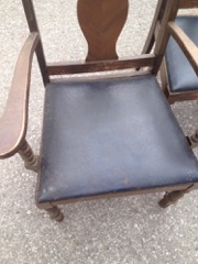 Dining_room_chairs,_leatherette_seat,_walnut