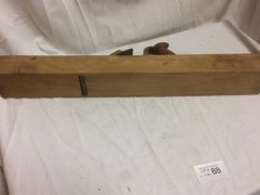 antique_wooden_plane,_26_inches_long