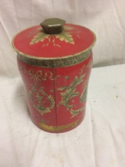 very_nice_old_tea_tin,_ornate_deep_red_color
