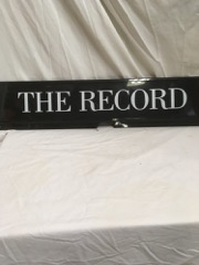 The_REcord_meal_sign,_box_topper