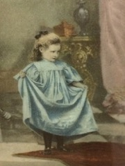 Victorian_hand__coloured_picture,_original_hanger