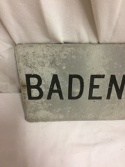 Baden,_ontario,_metal_sign.