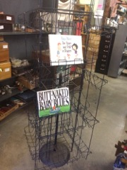 6_foot_turntable_book_rack,_wire,_great_store_item