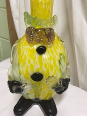 Murano_blown_glass_clown_decanter