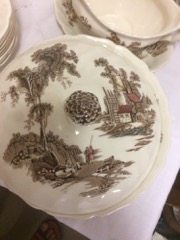 52pc_China_set_Johnson_Bros,old_mill_patternware