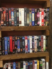 LOT,_VHS_tapes_#2_includes_lots_of_Disney