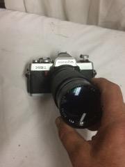 Minolta camera, X-G1 see picts