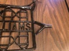 New_Williams_treadle_part_from_sewing_machine