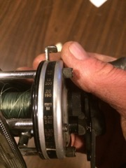 Abu_Garcia_fishing_reel_Great_shape_Sweden