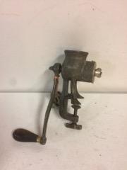 Sargent co. nut butter cutter grinder no.5