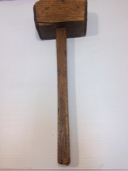 beautiful_hardwood_mallet,_all_antique.