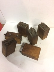 LOT,_6_Model_T_Ford_ignition_coils
