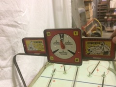 vintage_power_play_game_with_scoreboard,_no_players