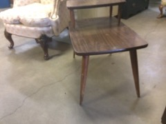 retro_two_tiered_side_table_on_teak_legs.