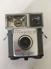 starmite III kodak brownie camera