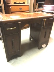 vanity desk needs tlc ready to paint