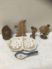 various_figures_and_china_LOT